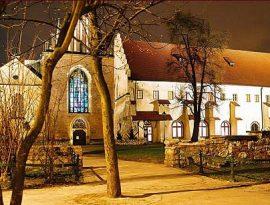 Basilica di S Francesco a Cracovia